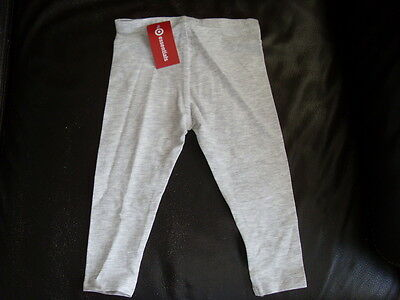 Grey Babies Leggings Age 6-12 Months Bnwt