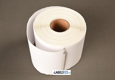 Dymo 30387 Shipping Postage Labels 25 Rolls CoStar® LabelWriter White Name Badge