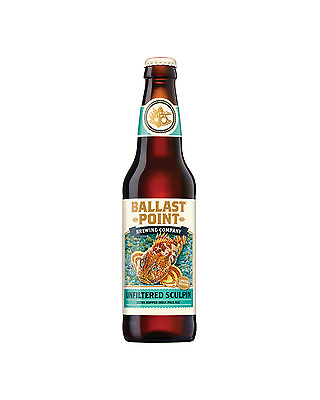 Ballast Point Unfiltered Sculpin 355mL case of 24 Craft Beer India Pale Ale