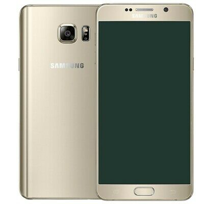 Samsung Galaxy Note 5 Gold Smartphone AT&T Sprint T-Mobile Verizon or Unlocked