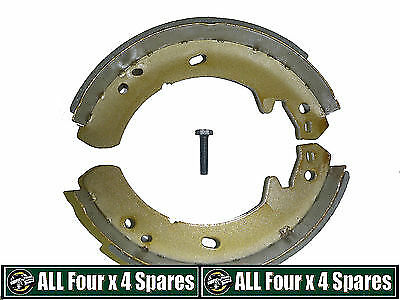 Handbrake Shoes for Land Rover Discovery 1 & 2 Defender Range Rover P38