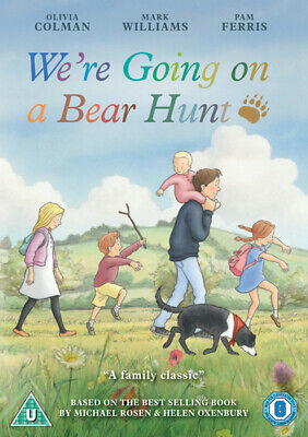 We're Going On a Bear Hunt DVD Joanna Harrison cert U FREE Shipping, Save £s