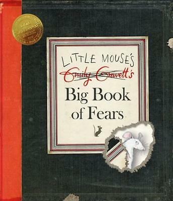 NEW Little Mouse's Big Book of Fears By Emily Gravett Paperback Free Shipping