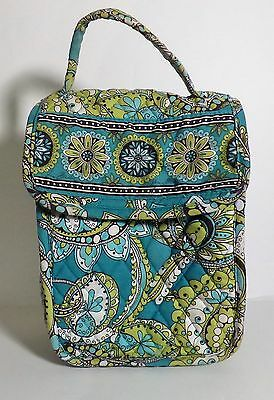 Vera Bradley Lined Quilted Lunch Bag