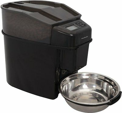 PetSafe Healthy Pet Simply Feed Digital Feeder for Small-Medium Pets, Cats, Dogs
