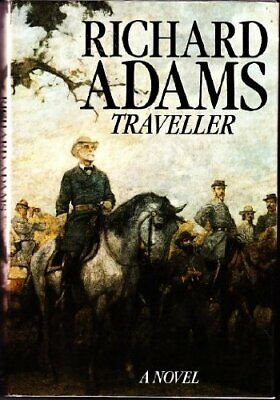 Traveller by Adams, Richard Hardback Book The Cheap Fast Free Post