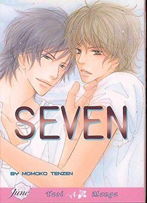 Seven (Yaoi) by Tenzen, Momoko Paperback Book The Cheap Fast Free Post