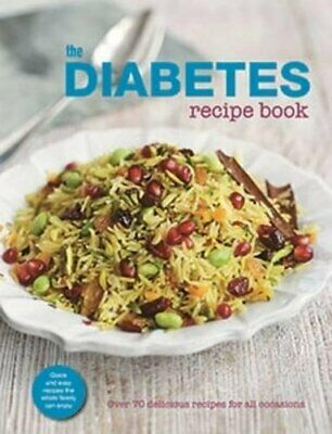 The Diabetes Recipe Book by Bounty Book The Cheap Fast Free Post