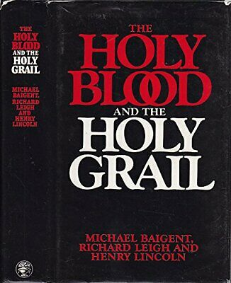 The Holy Blood and the Holy Grail by Lincoln, Henry Hardback Book The Cheap Fast