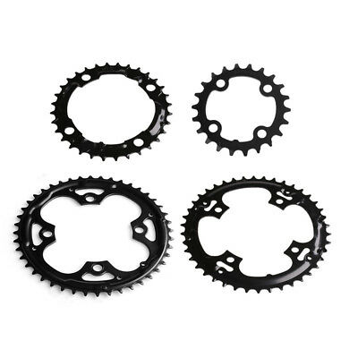 22T/32T/42T/44T MTB Bike Bicycle Chain Ring Chainring For SHIMANO Crankset New
