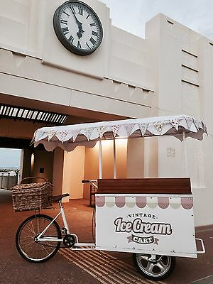 Ice Cream Cart Hire - Business for Sale - Wedding / Corporate