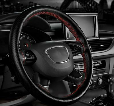 Holden Commodore Statesman Caprice VE VF Bicast Leather Steering Wheel Cover NEW