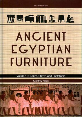 Ancient Egyptian Furniture: Volume 2 by Geoffrey Killen (Hardback, 2017)