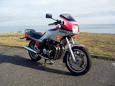 1983 Yamaha XJ 750-R - Unfinished Project