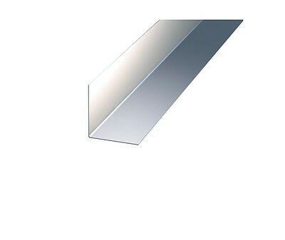 Aluminium Extruded Angle - L Profile - Many sizes