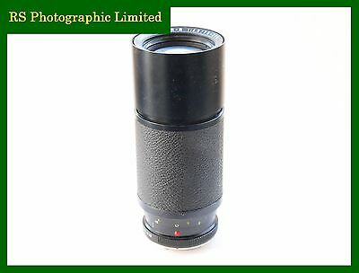 Leica Vario-Elmar-R 75-200mm F4.5 Lens ( FAULTY ) Stock No U7453