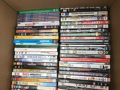 Used DVD Wholesale clearance joblot (4000 DVDS) pallet