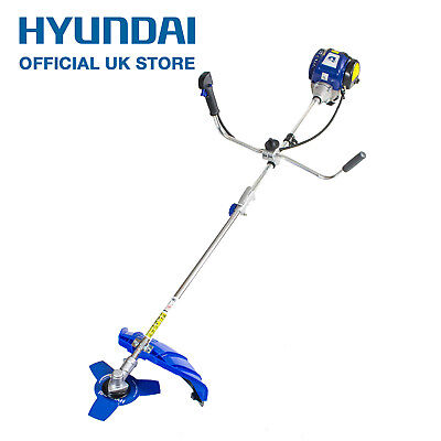New Hyundai 31cc 4-stroke Petrol Grass Trimmer, Strimmer, Brushcutter