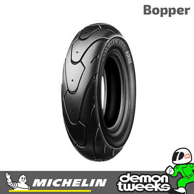 Michelin Bopper Scooter / Bike Tyre 130/70-12 56L TL/TT Front / Rear 1307012BOP