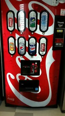 Vending Machine Soda AP Coke Pepsi FOOD TR