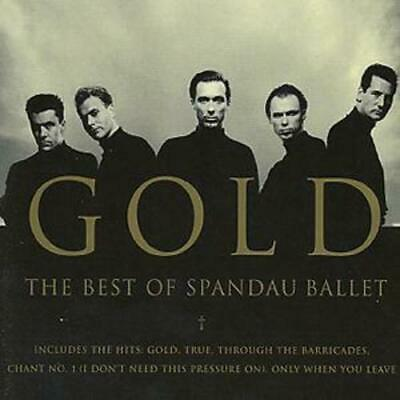 Spandau Ballet : Gold: The Best of Spandau Ballet CD (2008)