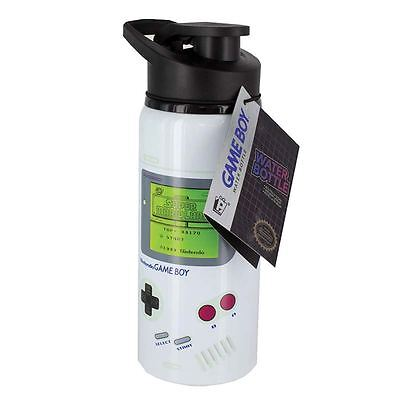 Officially Licensed Nintendo Game Boy Water Bottle