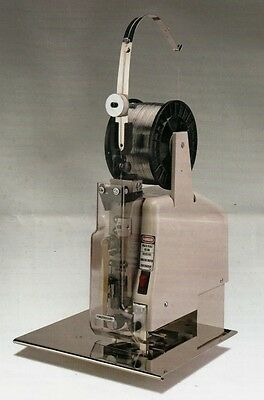 Binderymate 406 Stitcher (Stapler) - Wire Feed, Table Top or Stand Mount