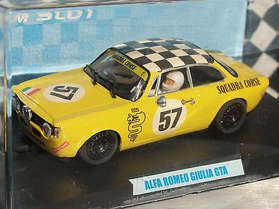 Team Slot Alfa Romeo Giulia Gta 'squadra Corse' #57  11103 1:32 New Old Stock