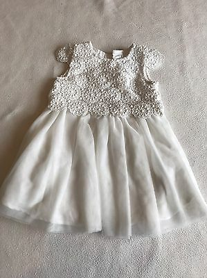 Baby Girls Clothes 9-12  Months - Pretty  Party Occasion Girl  Dress