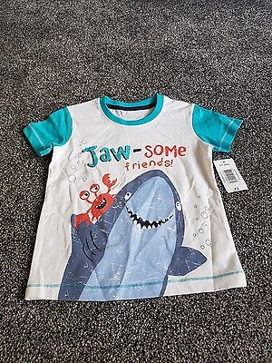 boys t-shirt 3-4 new with tag
