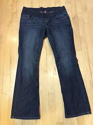 Old Navy Low Rise Boot Cut Maternity Jeans 14L 14 Long