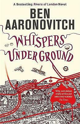 Whispers Under Ground (PC Grant), Ben Aaronovitch, Book, New Paperback