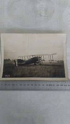 Photo Avion Potez 15 Armée de l'Air  Cocardes Aviation Aéronautique Vintage