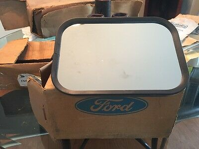 Nos 1973-79 Ford Truck Outside Rear View Mirror