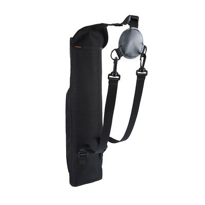 Durable Large Back Archery Quiver Arrow Holder Bag for Outdoor Bow Hunting