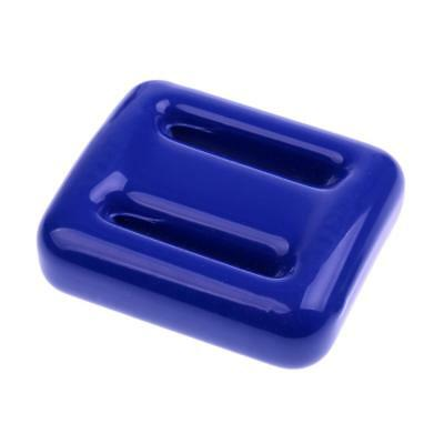 2.2lb Blue Plastic-coated Weights Perfect for Scuba Diving