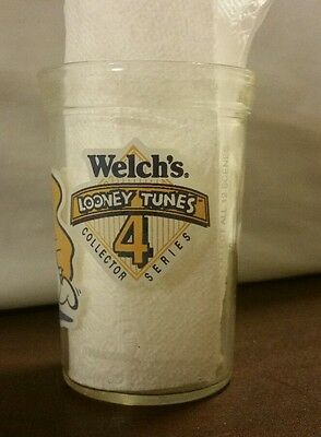 1994 Welch's Jelly Glass Looney Tunes #4