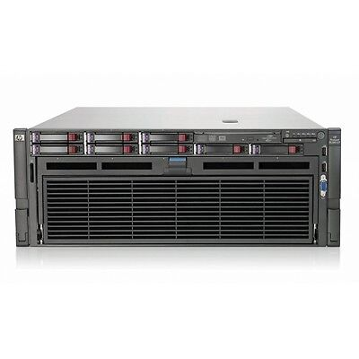 SERVEUR HP Proliant DL580 G7 4 x Xeon Eight Core X7550 32 Gigas Rack 4U