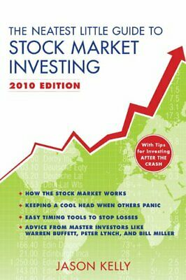 The Neatest Little Guide to Stock Market Investing by Kelly, Jason Book The