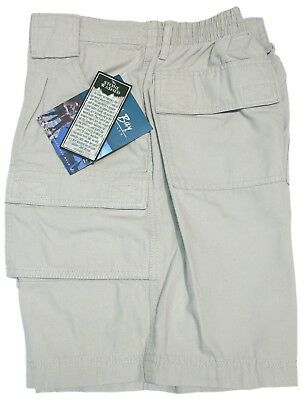 Bimini Bay Outfitters Outback Hiker Cotton Cargo Short