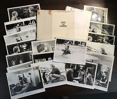 Leo and Loree - Press Kit - Linda Purl & Don Most!! 23 photos!!