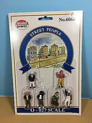 O ga.Model Power Street People #6066, New O/S Unopened