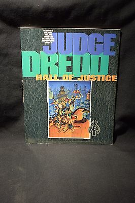 Judge Dredd Hall of Justice (2000AD - Wagner and Grant)