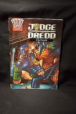 Judge Dredd Raptaur (2000AD - Alan Grant)