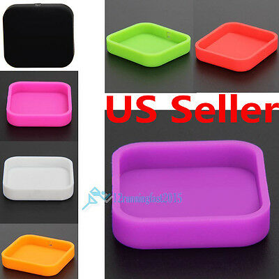 Lens Protector Cover Lens Cap Silicone Case for GoPro Hero 5 Action Camera USA
