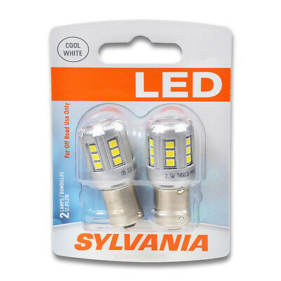 Sylvania SYLED - Back Up Light Bulb - 1967-2014 Volkswagen Beetle Cabriolet dn