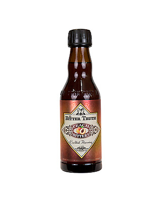 The Bitter Truth Peach Bitters 200mL bottle