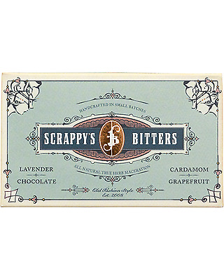 Scrappy's Bitters Gift Box Exotic bottle 30mL