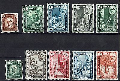 "Collection of Aden stamps  "" Various Qu'aiti State"""