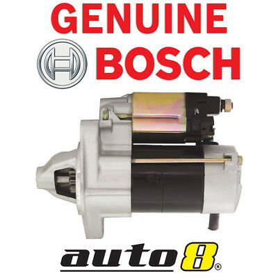 Genuine Bosch Starter Motor to fit Toyota Yaris 1.3L 1.5L Petrol 2005 to 2014